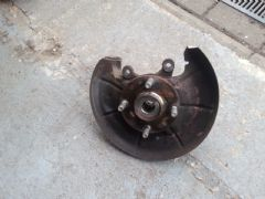 MAZDA MX5 EUNOS (MK1 1989 - 97) LEFT HAND SIDE REAR HUB + WHEEL BEARING ASSY